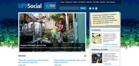 UPP Social - Prefeitura do Rio de Janeiro