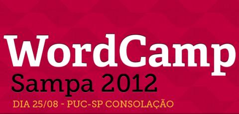 WordCamp - São Paulo - 2012