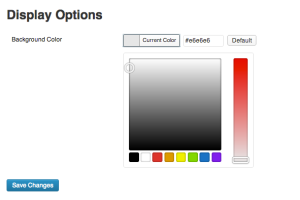 WordPress-theme-customizer-color-picker